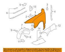 VW VOLKSWAGEN OEM 07-10 Touareg-Front Fender Quarter Panel Right 7L6821102N