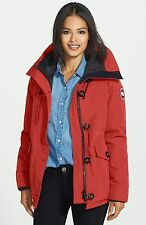 NEW CANADA GOOSE WOMEN'S REDWOOD RIDEAU PARKA SIZE XL