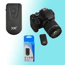 RC-6 Infrared Wireless Remote Video Recording Canon 6D II T7i 5DS R 5DM4 77D M5