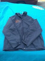 Disney  Animal Kingdom Lodge  Windbreaker Jacket Adult L nylon new condition