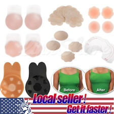 Invisible Push Up Silicone Breast Tape Adhesive Lift Up Nipple Cover Pad Pasties