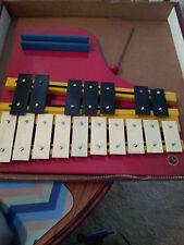 17 Key Chromatic Glockenspiel Xylophone  vintage XYLO GRAND