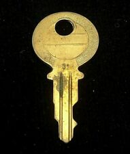 Ignition Switch KEY #31 from Briggs & Stratton Series #31-54, 1920's Vintage