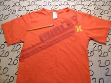 Youth XL- Vintage Tag Hurley / Minor Stained T- Shirt