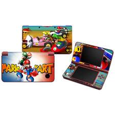 Skin Sticker FULL SET to fit Nintendo DSI XL  - Super Mario Kart