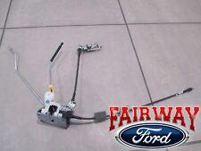 92 thru 18 Econoline E150 E250 E350 OEM Ford Back Rear RH Door Latch w Cable/Rod