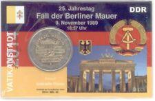 2 Euro Coincard / Infokarte Vatikan 2014 Mauerfall Berlin