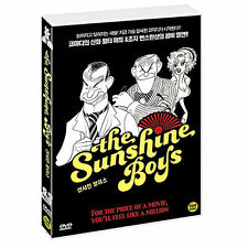 The Sunshine Boys,1975 (DVD,All,New) Herbert Ross, Walter Matthau, George Burns