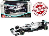 Mercedes AMG Petronas F1 W10 EQ Power+ #44 Lewis Hamilton Formula One Car 1 43