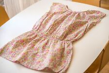 8T Pink Liberty Bonpoint Dress Super Cute Summer Luxury French Design Adorable