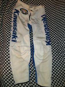 jt racing Usa  pants vintage Kawasaki Motocross pants 30