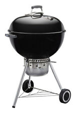 Weber  Original Premium  Charcoal  22 in. W Black  Kettle Grill