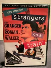 Strangers on a Train (Dvd, 2004, 2-Disc Set) - Used
