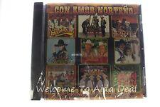 Con Amor Norteno De Corazon A Corazon CD-Fonovisa 2001