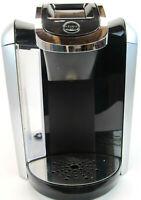 Keurig 2.0 K400 K2.0-400 Brewing System Coffee Maker Black / silver K-Cup