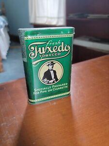 Vintage Tuxedo Tobacco Tin,  Unopened