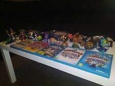 Skylanders Wii U Bundle Superchargers Imaginators Swap Force Trap Team Giants