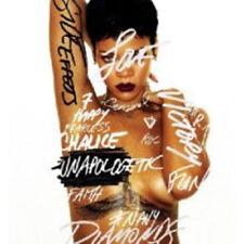 CD de musique r' & 'b Rihanna sur album