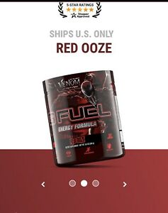 GFUEL  - Red ooze Tub-shipping With USPS First Class