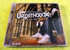 Urban D-ONU. ortodoxa ~ CD de música y DVD Video Set ~ Nuevo Sellado hip hop religiosos