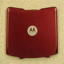 LOT OF 10 Original OEM Motorola Razr V3C V3M CDMA Battery Back Door (GOOD USED)