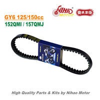 TZ-03 150cc Drive Belt 835 20 GY6 Parts Chinese Scooter Motorcycle 152QMI 157QMJ