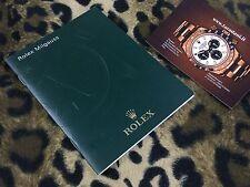ROLEX BOOKLET LIBRETTO  MILGAUSS 116400 116400GV  ENG 2009 ENGLISH