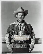 James Arness Gunsmoke Marshal Dillon Roy Rogers  Photo # 3