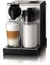 Nespresso by Delonghi Lattissima Pro Capsule Coffee Machine Silver EN750MB