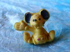 Figurine publicitaire Walt Disney ESSO - Mickey jaune - 1971