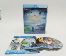 La isla de los niños especiales 3d 2d Blu-ray 2 disc box 2016 muy buen estado