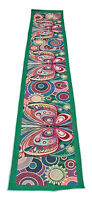 Tapestry Butterfly Jacquard Woven Table Runner 13x72 inches