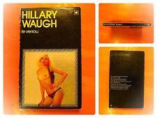 Le verrou. Hillary Waugh. Policier Gallimard Carré Noir N° 88