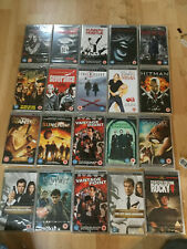PSP UMD Movies  x 20 new & sealed mixed titles RRP £50+  (box 181)