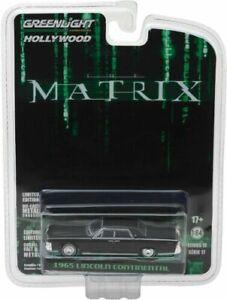 A21  1/64 Greenlight  Matrix Lincoln Continental 1965
