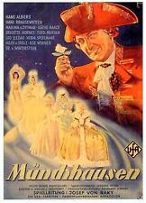 MUNCHHAUSEN (1943)  * with switchable English subtitles *