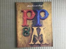"""""""Peter, Paul and Mary"""" Tourbook Japan Tour 1967 Booklet RARE!"""