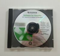Fujifilm Finepix CD-ROM Software DISC ONLY