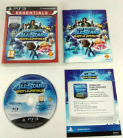 Jeu Playstation 3 PS3 VO Playstation All Stars Battle Royale notice  Envoi suivi