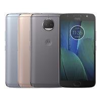 "NEW Motorola Moto G5S Plus (XT1805) 5.5"" 4GB / 32GB (GSM ONLY) Dual SIM UNLOCKED"