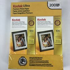 Kodak Premium 200 Sheets Photo Paper