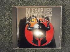 Prokofiev: Alexander Nevsky, Film Score, CD, 1995, RCA/BMG, St. Petersburg Phil.