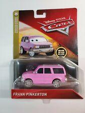 Disney Pixar Cars 3 - Deluxe Frank Pinkerton - 2018
