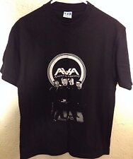 Angels & Airwaves 2008 Tour T-Shirt - Sz: M - Black - Rock Band - Music - Rare
