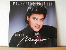 "★★ 12"" MAXI-Francesco Napoli-mondo magico - 5:03 min-Santa Lucia"