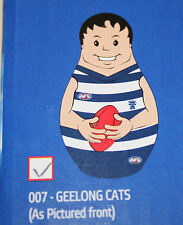 Geelong Cats AFL Kids Original Inflatable Tackle Buddy 1m Tall New