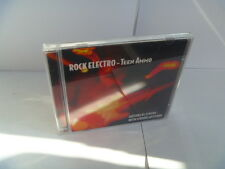 JW MEDIA ROCK ELECTRO TEEN AMMO GUITAR VS SYNTHS RARE LIBRARY SOUNDS MUSIC CD