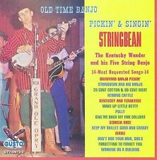 "STRINGBEAN, CD ""OLD TIME BANJO PICKIN' AND SINGIN' "" NEW SEALED, #0872"