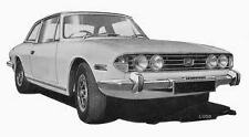 TRIUMPH STAG MK1 AND MK2 -  NEW REAR WHEEL CYLINDERS
