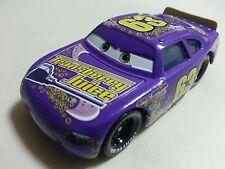 Mattel Disney Pixar Cars No.63 Transberry Juice Toy Car 1:55 Loose New In Stock